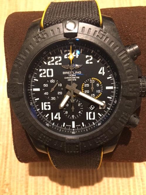 Breitling Hurricane Avenger Military Chronograph