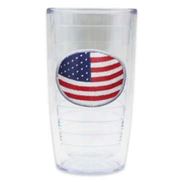 Smathers and Branson Big American Flag Tervis Tumbler