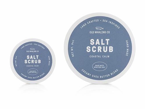 Travel Size Coastal Calm Salt Scrub