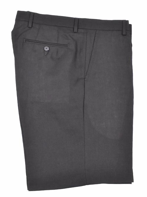 Berle Khaki Navy Linen Shorts