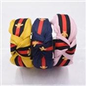 Bee Stripe Headband