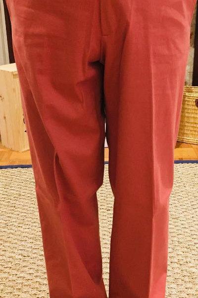 Charleston Khakis Cotton Stretch Twill Trouser