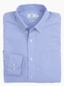 SouthernTide Wedgewood Stripe Buttondown Shirt
