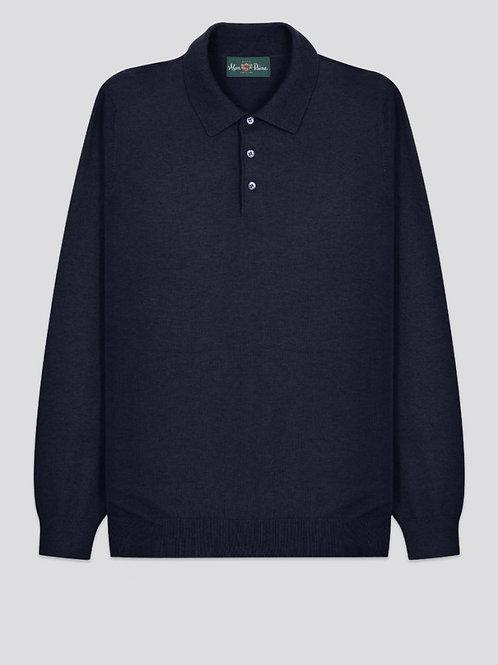 Alan  Paine Pentlow Polo Sweater