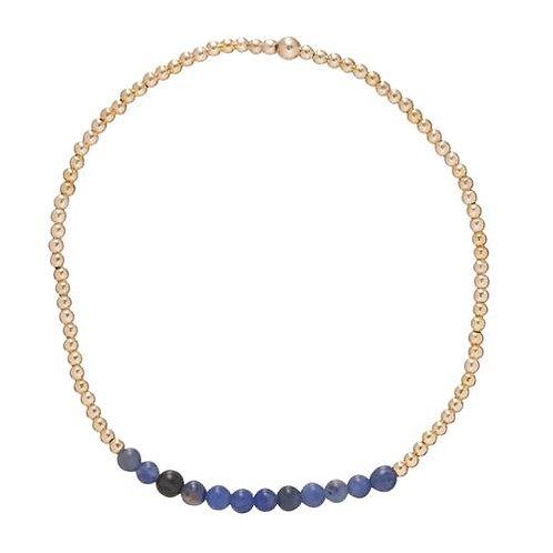 enewton- Gold Bliss 2mm Bead Bracelet