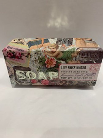 Lily Rose Water Bar Soap