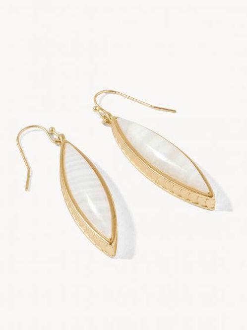 Naia Marquise Earring