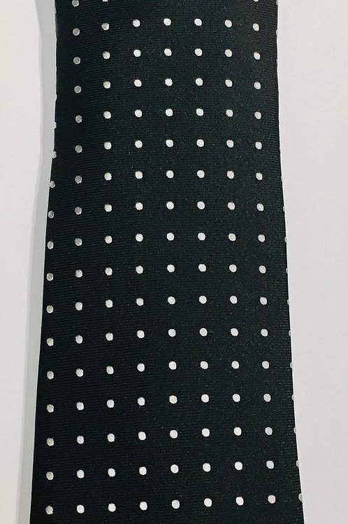 J. Alden Signature Woven Silk Twill Polka Dot Neckties
