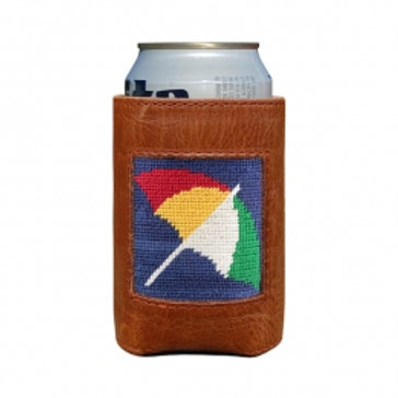 Smathers and Branson Arnold Palmer Needlepoint Can Cooler