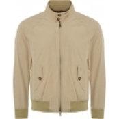 Baracuta G9 Harrington Jacket-Khaki