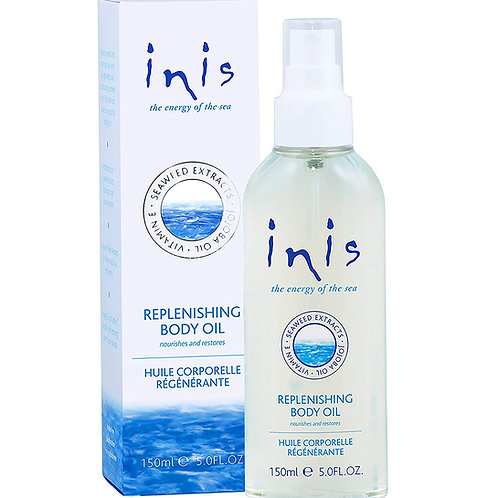 Inis Energy of the Sea Body Oil
