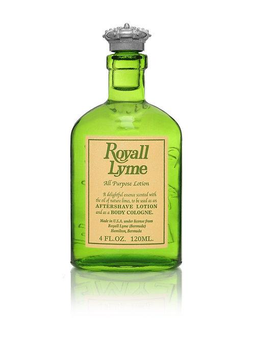 Royall Lyme Fragrance 4 OZ.