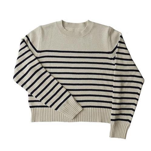 Sconset SeaThread Sweater
