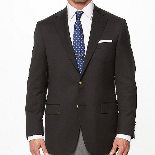 Hart Schaffner Marx Chicago Fit Navy Blazer