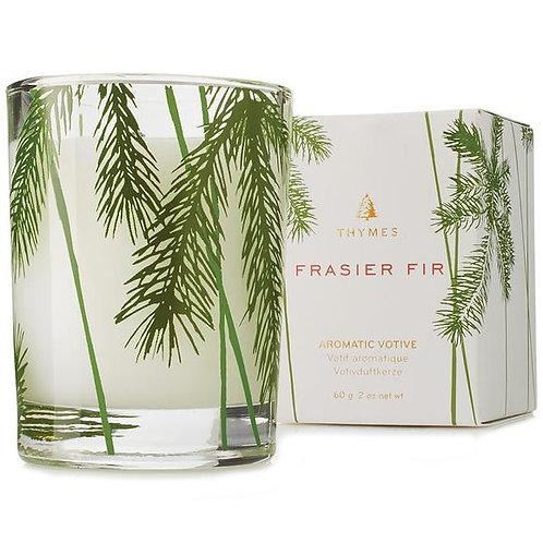 Thymes Frasier Fir 6.5oz Candle
