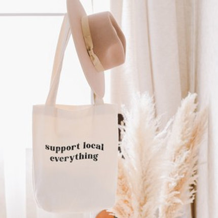 Support Local Tote