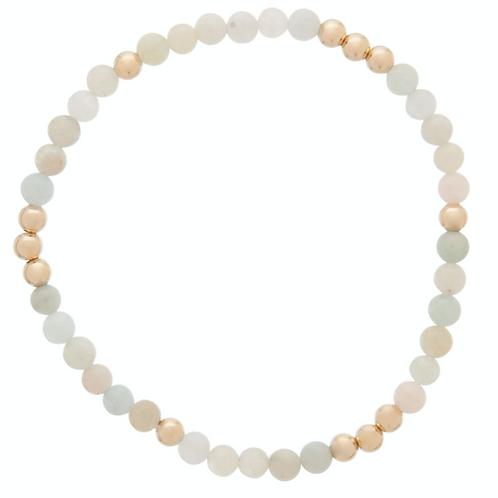 enewton- Worthy Pattern 4mm Bead Bracelet