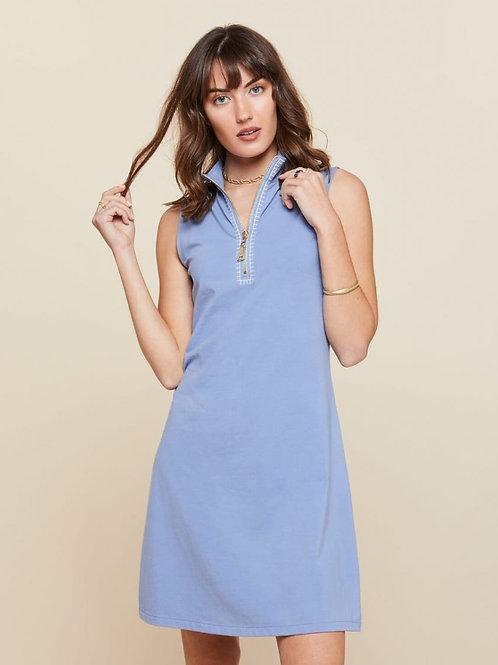 Serena Half Zip Dress