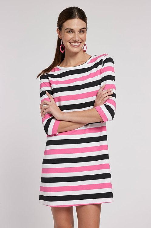 Alexa Striped Dress - Tyler Boe