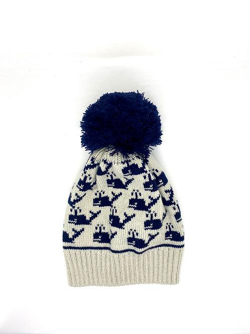 Whale Knit Hat