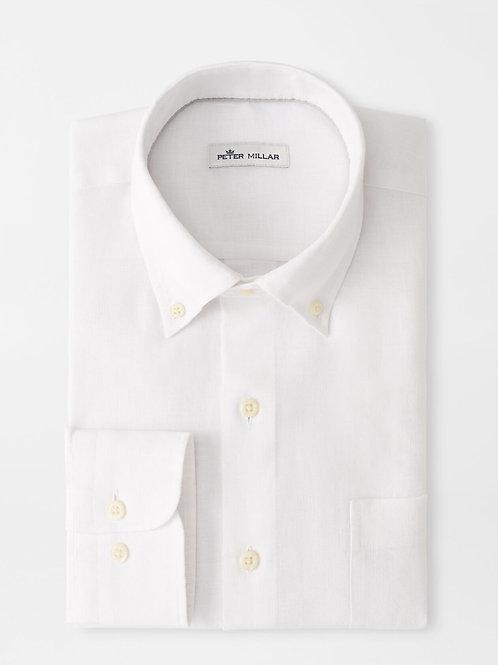 Peter Millar Sardinia Linen Blend Sportshirt