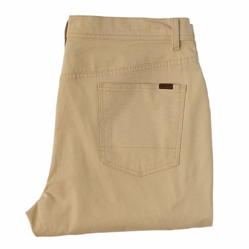 Duck Head 1865 Five Pocket Pinpoint Canvas Jean