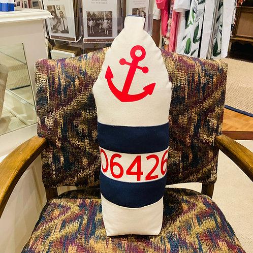Custom Buoy Pillow