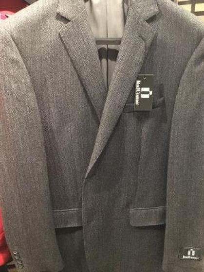 Ital Uomo Charcoal Herringbone Sportcoat