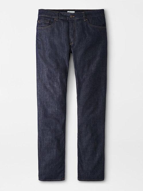 Peter Millar Pilot Mountain Indigo Jeans