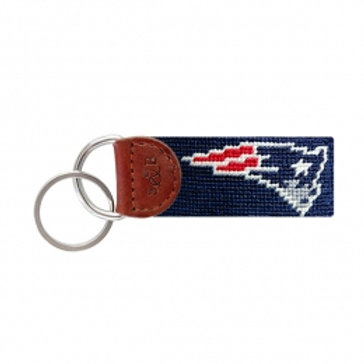 Smathers and Branson New England Patriots Key Fob