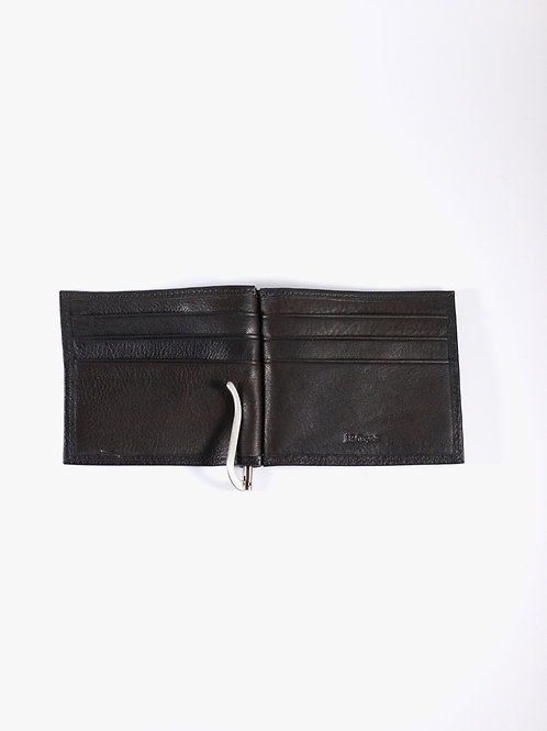 J. P. Graytok Deerskin Moneyclip Wallet
