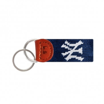 Smathers And Branson New York Yankees Key Fob