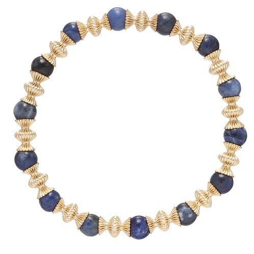 enewton- Loyalty Gold 6mm Bead Bracelet