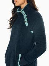 Women's Sherpa Fleece Pullover