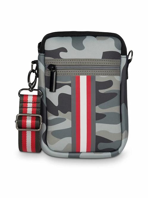 Grey Camo Cell Phone Bag Fresh