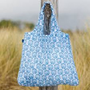 Sea Urchin Blue Bag Reusable Shopping Bag