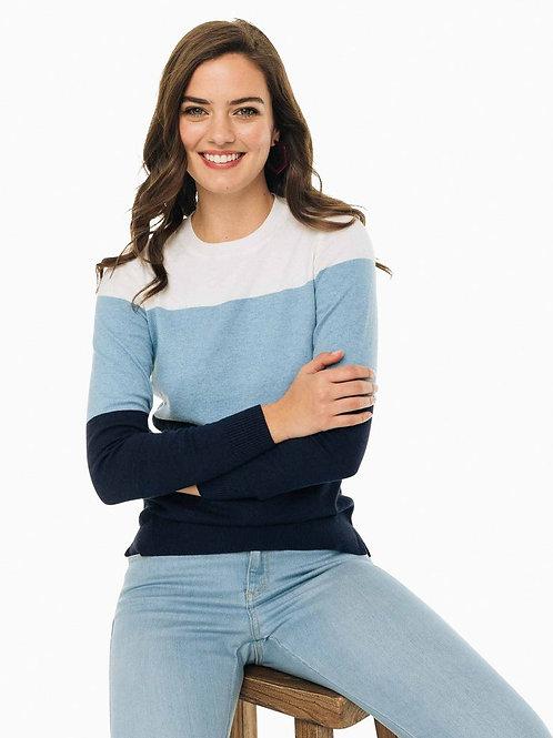 Fireside striped Sweater