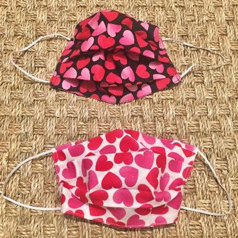 Valentine Heart Mask
