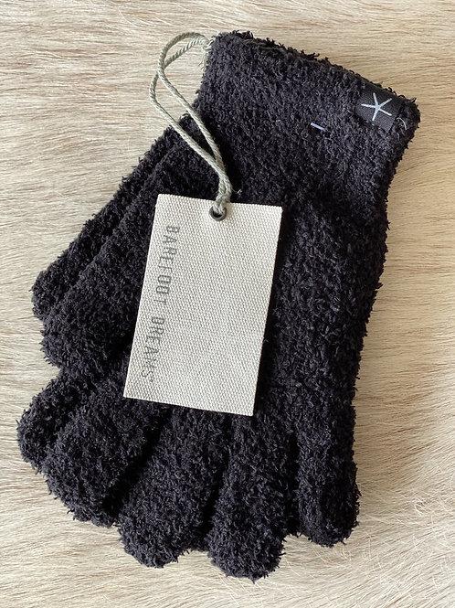 Cozy Chic Black Gloves