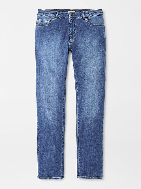 Peter Millar Pilot Mountain Denim Jeans