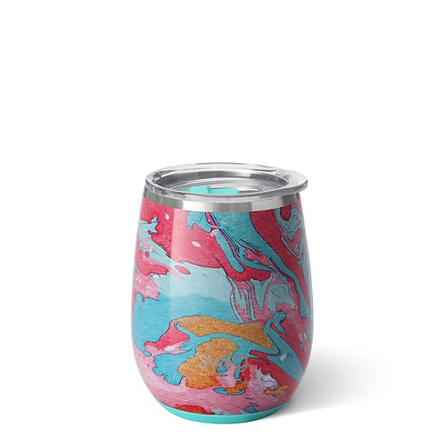 14 oz Stemless Cotton Candy Cup - Swig