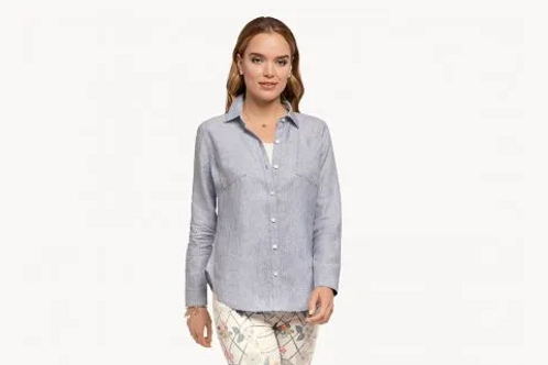 Callie Linen Shirt