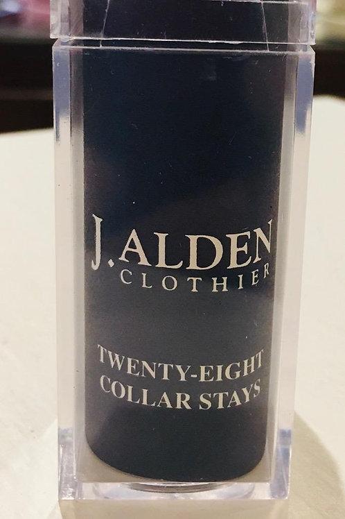 J. Alden Shirt Collar Stays