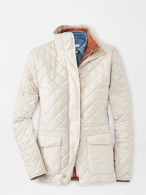 Peter Millar - Blakely Quilted Travel Coat