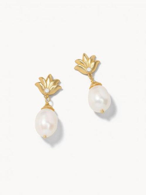 Sweet Pineapple Earrings