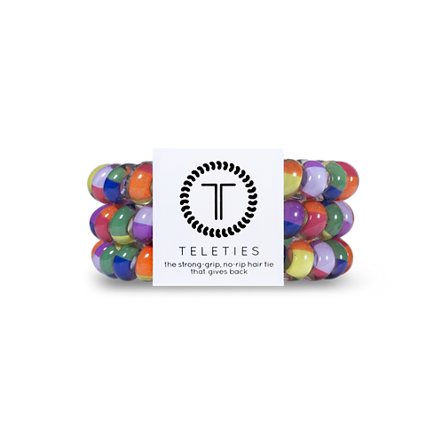 Chasing Rainbows - Large Teleties