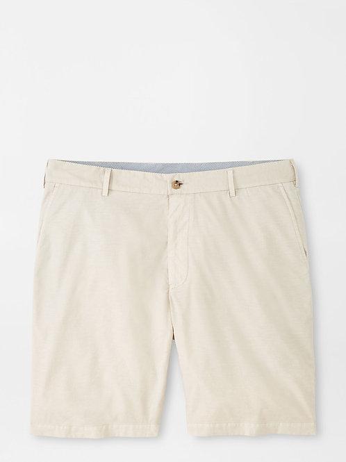 Peter Millar Seaside Stretch Poplin Short