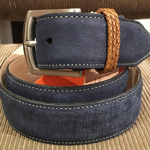 Martin Dingman Bermuda Braid Belt