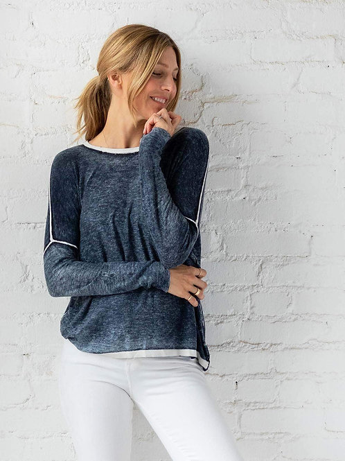 Relaxed Essential Tee - Mer-Sea