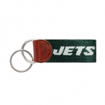 Smathers and Branson New York Jets Key Fob